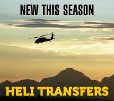 Heli transfers
