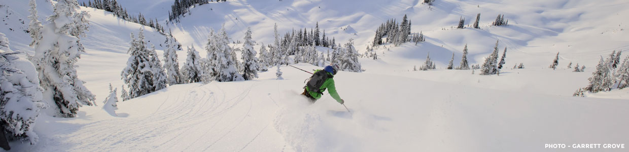 Ski Lessons in Revelstoke