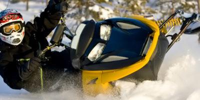 Snowmobile Rentals in Revelstoke