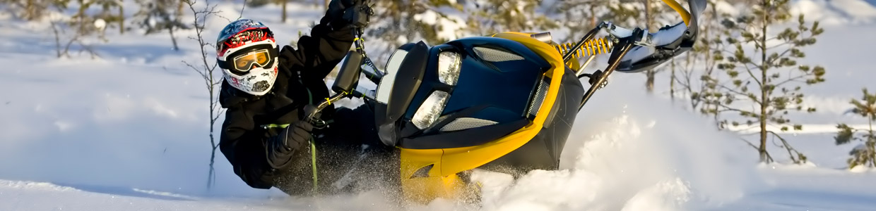 Snowmobile Rentals in Revelstoke