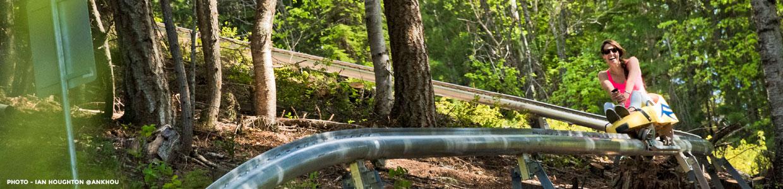 PIPE Mountain Coaster Revelstoke
