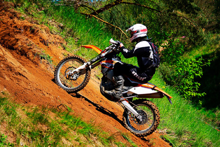 Dirt Biking Rentals