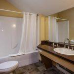 Glacier House Bathroom