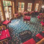 Glacier House Dining Room