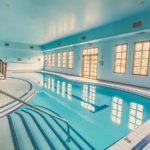 Glacier House Resort Pool