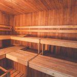 Glacier House Sauna