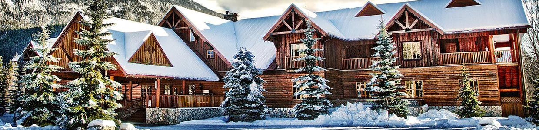 Glacier House Resort Revelstoke