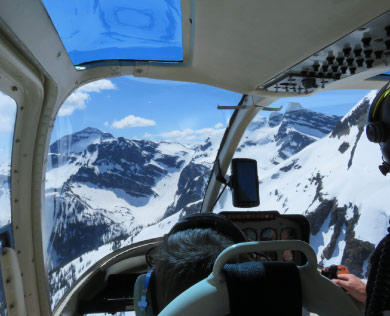 Bourne Glacier Helicopter Tour