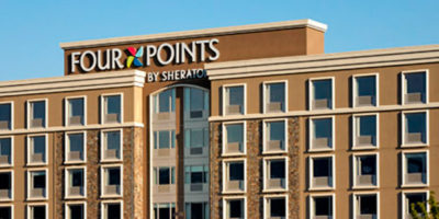 4 Points Sheraton Kelowna