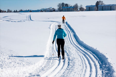 Nordic Skiing Trail Pass