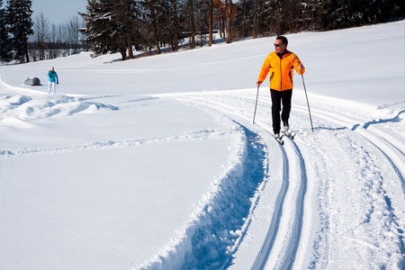 Nordic Skiing Lessons