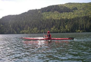 Single Plastic Kayak Rental
