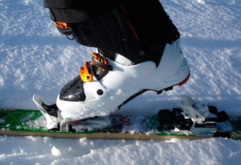 Ski Rentals Complete Touring Package