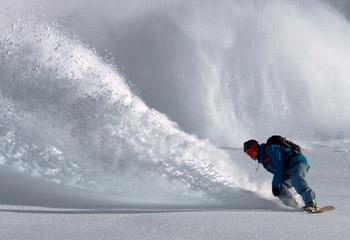 Ski Rentals Snowboard Complete Package