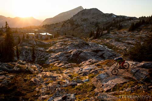 Sol Mountain Singletrack Experience Tour