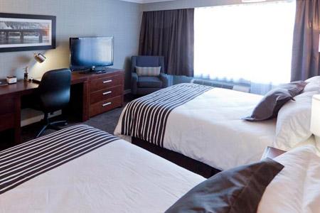 2 Queen Room Sandman Revelstoke