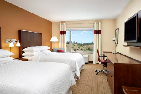4 Points Sheraton Double Queen Room