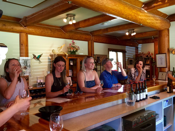 Grape Escape Wine Tour