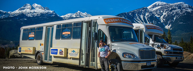 Revelstoke Resort Express