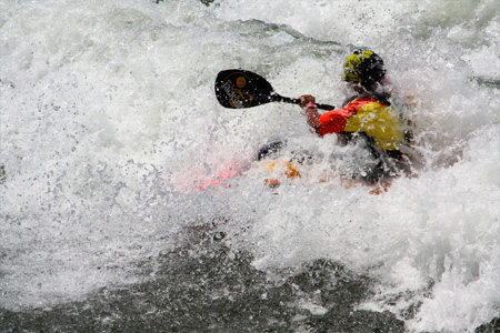 2-day White Water Kayaking Clinic