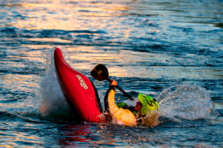 5-day White Water Kayaking Clinic