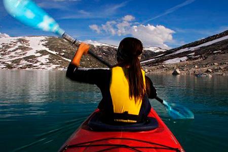 Full Day Kayaking Tour