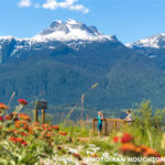 Hiking in Revelstoke with Views of Mount Begbie