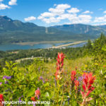 Hiking in Revelstoke with Views of Mount Begbie