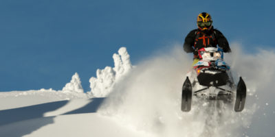 Revelstoke Sledding