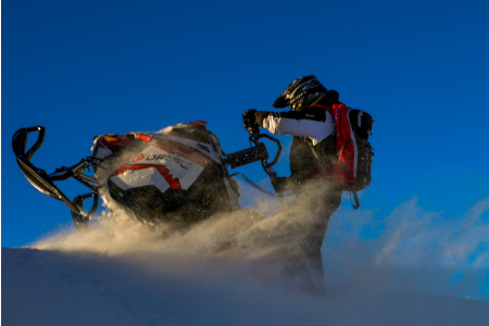 Summit Ride Snowmobiling