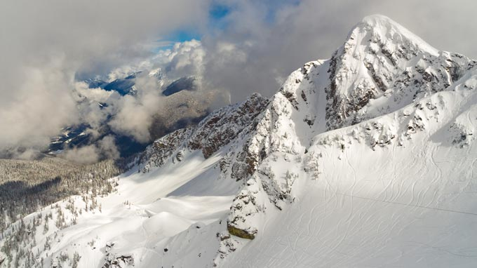 The Mountain Ranges
