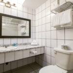 Stoke Hotel Bathroom