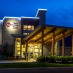 Best Western Plus Revelstoke at Night