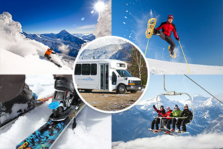 Family Fun Package by Everything Revelstoke