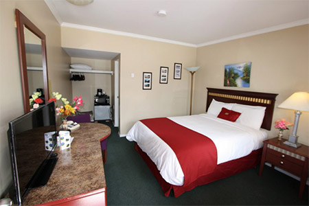 Gateway 1 Bed Room