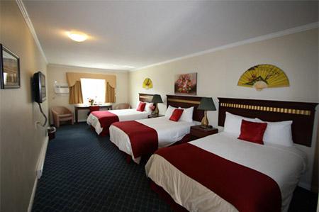 Gateway 3 Bed Room