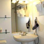 Bathroom at the Gateway Inn