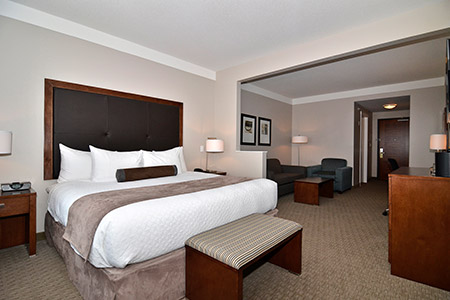 Best Western Plus King Room