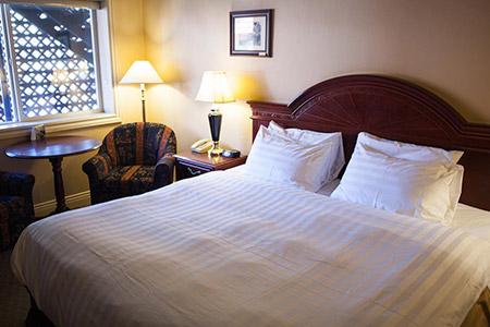 Revelstoke Lodge King Room