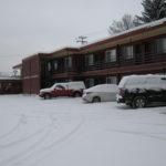 Revelstoke Lodge Parking