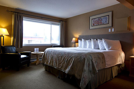 Swiss Chalet King Room