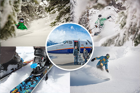 VIP Package by Everything Revelstoke