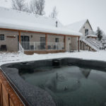 Valley Retreat Hot Tub