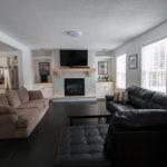 Valley Retreat Living Area