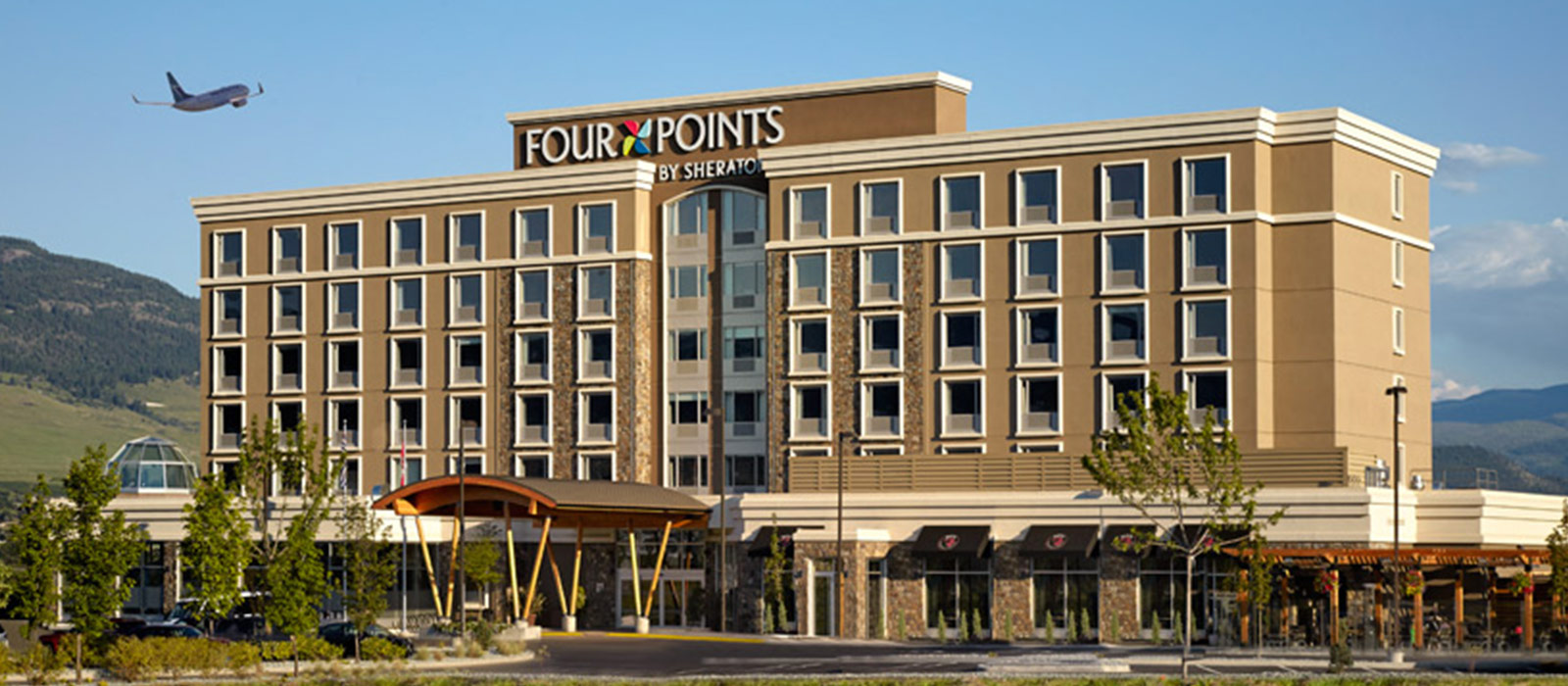 Kelowna 4 Points Sheraton
