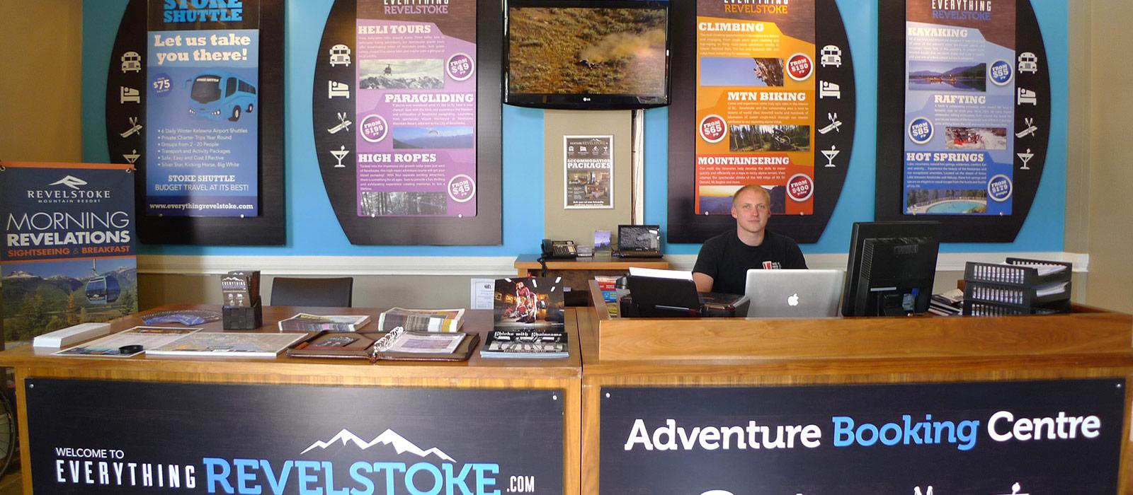 Adventure Activities in Revelstoke
