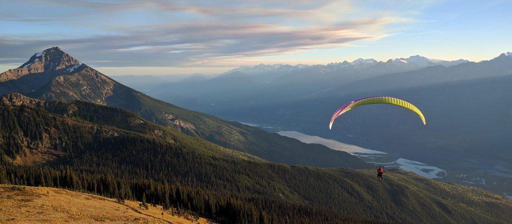 Revelstoke Paragliding